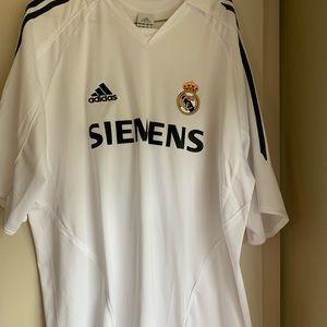 Men's XL Adidas sport shirt